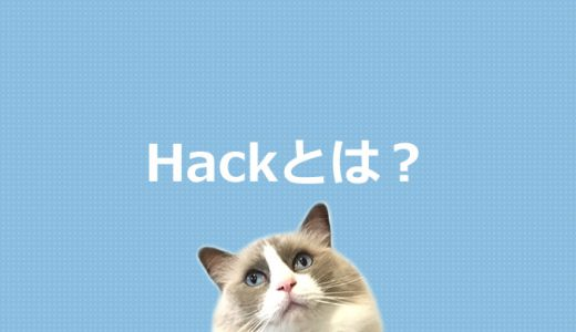 Hackとは?プログラミング言語を初心者にもわかりやすく解説
